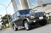 メルセデス・ベンツG350ブルーテック(4WD/7AT)【試乗記】