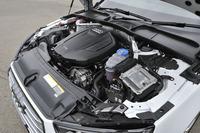 FFモデルに搭載される2リッター直4ターボエンジンは190psと32.6kgmを発生。