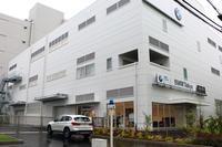 BMW TOKYO木場サービス・センターの外観