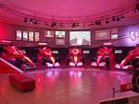 マラネッロのフェラーリ博物館「ムゼオ・フェラーリ」。一部は結婚式や大学の卒業祝いなどセレモニーにも貸し出されている。
