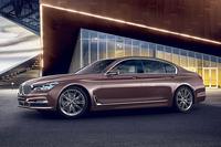 「BMW 750Liローズクオーツ」