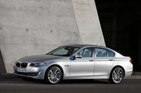 新型BMW5シリーズセダン