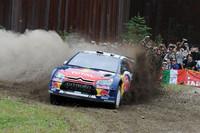 WRC「ラリージャパン」、2年ぶりに開幕
