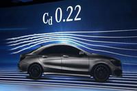 燃費性能に特化した仕様のCd値は0.22を達成。