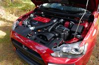 三菱ランサーエボリューションX GSR ハイパフォーマンスパッケージ(4WD/5MT)