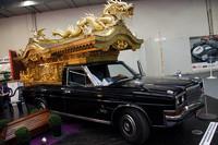 第407回:なんでまたココに? 日本製霊柩車とドイツで遭遇