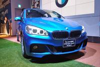 「BMW 218d グランツアラー Mスポーツ」