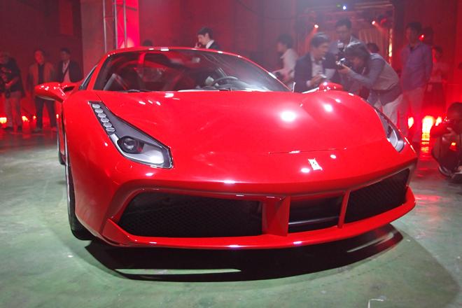 フェラーリ・488GTBの画像 p1_8
