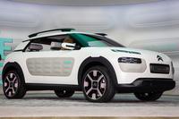 シトロエンの将来のCラインを示唆するコンセプトカー「カクタス」。