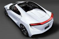 トヨタの北米拠点「CALTY」と「Advanced Product Strategy Group」が手がけた。