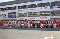 「Toyota Motor-Sports Festival 2010」開催