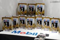 世界で流通する「モービル1 RP」(写真)が指定オイル。「R35スペシャル」デフオイルなど、専用消耗品の使用が求められる。