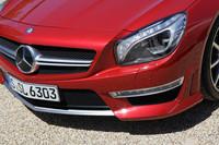 メルセデス・ベンツSL63 AMG AMGパフォーマンスパッケージ(FR/7AT)【海外試乗記】