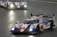 トヨタは、母国日本のレースを勝利で飾ることができず。最高位は、1号車(写真手前)のクラス5位。