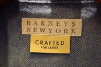 レクサスとバーニーズのコラボアイテム発売の画像