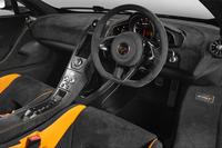 マクラーレンが限定モデル「675LT」を発表【ジュネーブショー2015】の画像