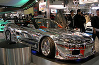 【東京オートサロン2005】もうひとつのオートサロン