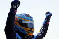 【F1 2006】第8戦イギリスGP、アロンソ敵なしで3連勝、14戦連続ポディウムの画像