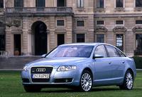【スペック】A6 3.2 FSI クワトロ:全長×全幅×全高=4916×1855×1459mm/ホイールベース=2843mm/車重=1680kg/駆動方式=4WD/3.2リッターV6DOHC24バルブ(255ps/6500rpm、33.7kgm/3250rpm)
