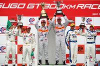第5戦SUGOは、ホンダNSXが表彰台を独占!【SUPER GT 07】