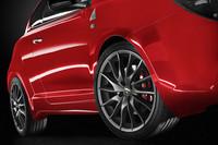アルファ・ミトにスポーティーな装いの限定車の画像