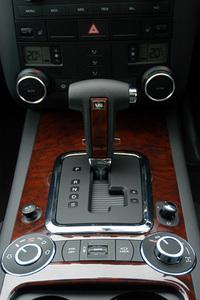 フォルクスワーゲン・トゥアレグ V8(6AT)【ブリーフテスト】の画像