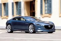 マツダ、スポーティな新型コンセプトカーを発表