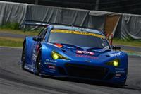 GT300クラスで、予選トップから勝利をものにしたNo.61 SUBARU BRZ R&D SPORT。