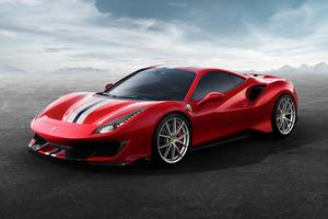 【ジュネーブショー2018】フェラーリ、「488ピスタ」を発表