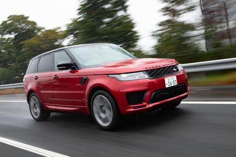上質さとスポーティネスを併せ持つランドローバーの高性能SUV「レンジローバー スポーツ」に、新開発の直6...