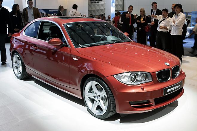 「BMW 123dクーペ」