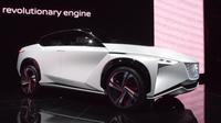 【東京モーターショー2017】日産が完全自動運転できるEV「IMx」を世界初公開の画像