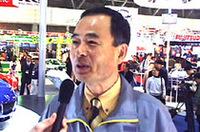 【Movie】マツダRX-8、生みの親にインタビュー!(オートサロン2003)