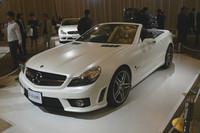 メルセデス・ベンツ SL63 AMG Edition IWC