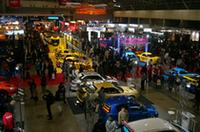 【東京オートサロン2005】「チューニングカーの祭典」開幕!  今年の傾向は、セダン回帰?