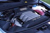 新開発の3.2リッターV6「FSI」エンジン
