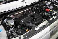 エンジンは「アルト」などと同じ「R06A」型。自然吸気のみがラインナップされる。