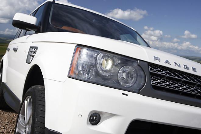ランドローバー・レンジローバースポーツ 5.0 V8(4WD/6AT)/5.0 V8スーパーチャージド(4WD/6AT)【海外試乗記】