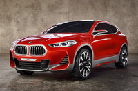 「BMWコンセプトX2」