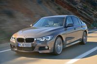 「BMW 3シリーズセダン」