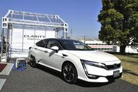 試乗は本田技術研究所四輪R&Dセンター(和光)をベースに、一般道で行われた。