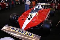 同じくニックのフェラーリ312T3 F1。