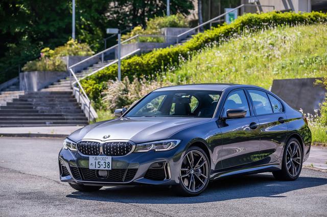 "BMW M340i xDrive(4WD/8AT)【試乗記】 ""M""ならではの仕事 - webCG"