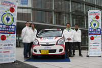 日本EVクラブのメンバー。