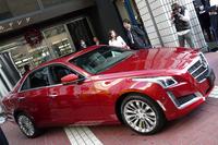 GMが新型「キャデラックCTS」を日本に導入の画像