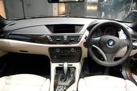 BMW、コンパクトSUV「X1」を発表の画像