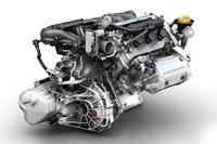 1リッター直3自然吸気エンジン。