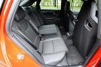 アウディRS 4(4WD/6MT)【海外試乗記】の画像