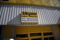 ハノーバー中心街にあるフェアゴルスト。ドイツ、リプレイスタイヤ市場の約5%を占めるビッグチェーン。