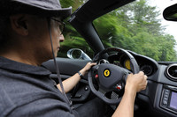 フェラーリ・カリフォルニア ハンドリング・スペチアーレ(FR/7AT)【短評】